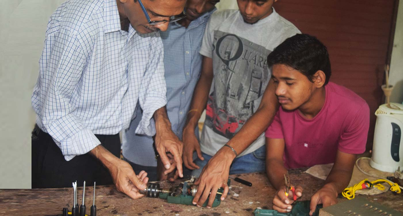Programs that <br>Educate & Enable <br>Youngsters to Succeed